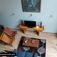 Отель Porto Foz Velha 4 Flats интерьер отеля