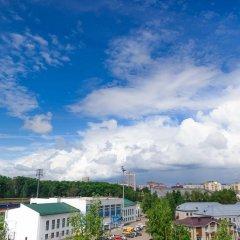 Апарт-отель Кутузов 3* Улучшенные апартаменты с различными типами кроватей фото 22