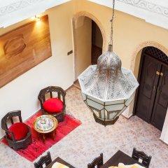 Отель Riad La Kahana 2* Стандартный номер с различными типами кроватей фото 4