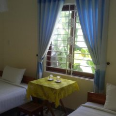 Отель Mai Hung Homestay Стандартный номер с 2 отдельными кроватями фото 14