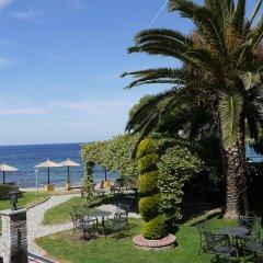 Отель Porto Psakoudia пляж фото 2