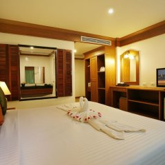 Отель Jiraporn Hill Resort 3* Номер Делюкс фото 7