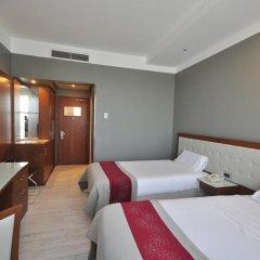 Отель Italiana Hotels Florence 4* Стандартный номер с различными типами кроватей фото 2