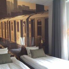 Отель Livin Station 4* Улучшенный номер фото 3