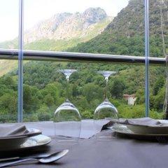 Отель Hostal Monte Rio балкон
