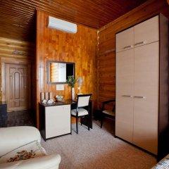 Белка Отель 3* Стандартный семейный номер с двуспальной кроватью фото 3