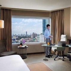 Отель Pullman Bangkok Grande Sukhumvit 5* Номер Делюкс с различными типами кроватей