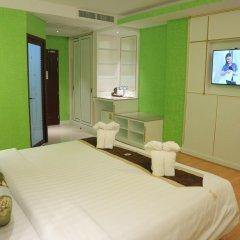 Отель Achada Beach Pattaya 3* Номер Делюкс с различными типами кроватей фото 2