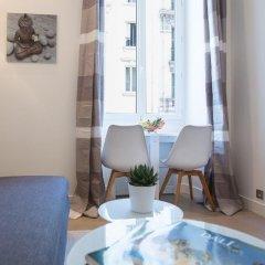 Отель Carré d'or - Le Suède Франция, Ницца - отзывы, цены и фото номеров - забронировать отель Carré d'or - Le Suède онлайн комната для гостей фото 3