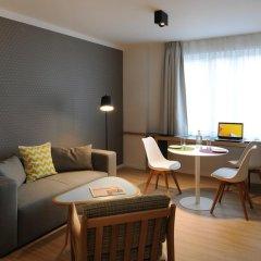 Отель Residence La Source Quartier Louise 3* Студия с различными типами кроватей фото 6