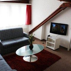 Olympia Hotel Zurich 3* Полулюкс с различными типами кроватей фото 8