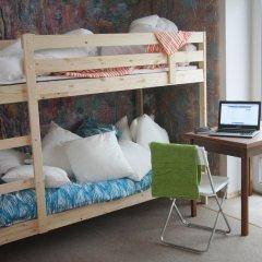 Гостиница Localhostel Кровать в общем номере с двухъярусной кроватью фото 4