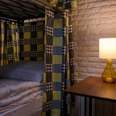 DimAL Hostel Almaty Кровать в женском общем номере двухъярусные кровати фото 2