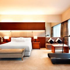 Отель The Westin Guangzhou 5* Номер Делюкс фото 2