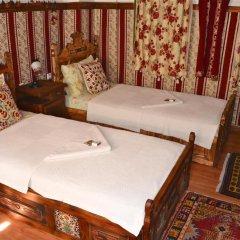 Homeros Pension & Guesthouse Стандартный номер с 2 отдельными кроватями фото 6