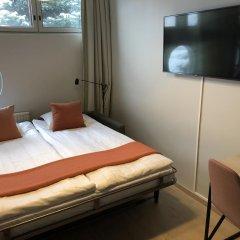 Airport Hotel Pilotti 3* Стандартный номер с различными типами кроватей фото 16