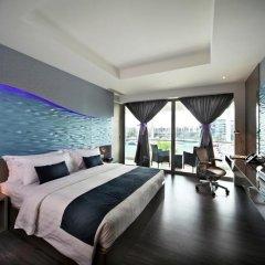 Отель One15 Marina Club 4* Стандартный номер фото 4