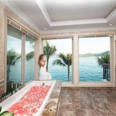 Отель MerPerle Hon Tam Resort спа фото 2