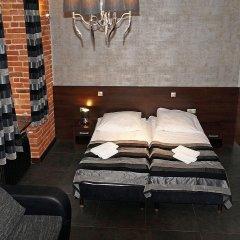 Отель Łódź 55 Семейная студия с двуспальной кроватью фото 3