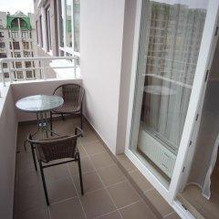 Гостиница Golfstrim балкон