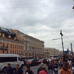 Гостиница Nevsky 79 парковка