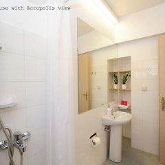 Апартаменты Live in Athens, short stay apartments ванная