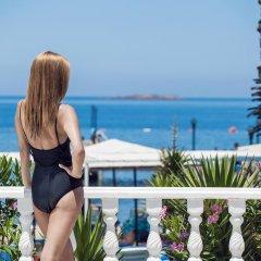 Отель Golden Age Bodrum - All Inclusive балкон