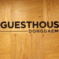 Отель K-Guesthouse Dongdaemun 1 Южная Корея, Сеул - отзывы, цены и фото номеров - забронировать отель K-Guesthouse Dongdaemun 1 онлайн спа