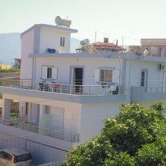 Отель My Ksamil Guesthouse Апартаменты с различными типами кроватей фото 2