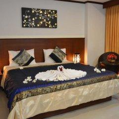 Sharaya Patong Hotel 3* Стандартный номер с различными типами кроватей фото 8