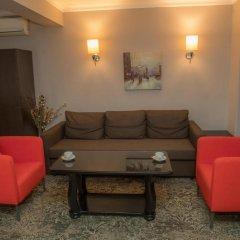 Отель Атлантик 3* Улучшенные апартаменты с различными типами кроватей фото 11