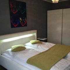 Отель First Domizil Апартаменты с различными типами кроватей фото 7