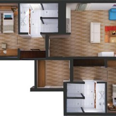 Отель Nirvana Lagoon Villas Suites & Spa 5* Люкс повышенной комфортности с различными типами кроватей фото 35