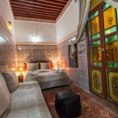 Отель Casa Aya Medina Марокко, Фес - отзывы, цены и фото номеров - забронировать отель Casa Aya Medina онлайн комната для гостей