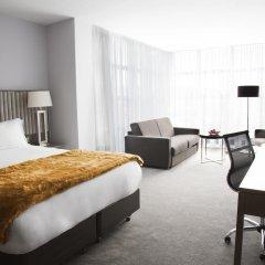 Отель The Spencer 4* Стандартный номер разные типы кроватей фото 4