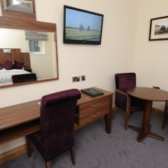 Corick House Hotel & Spa удобства в номере