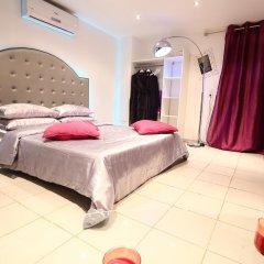 Отель Hacienda Oletta Люкс с различными типами кроватей фото 16