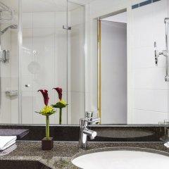 Отель IntercityHotel Nürnberg 3* Стандартный номер с 2 отдельными кроватями фото 5