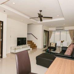 Отель Phuket Marbella Villa 4* Апартаменты с различными типами кроватей фото 7