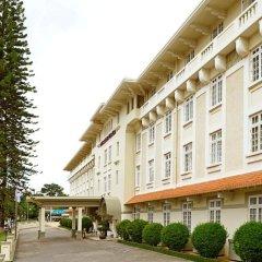 Отель Dalat Du Parc Далат парковка