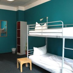 Отель St Christophers Inn Berlin Кровать в женском общем номере с двухъярусной кроватью фото 11