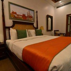 Отель WelcomHeritage Haveli Dharampura 5* Стандартный номер с различными типами кроватей фото 5