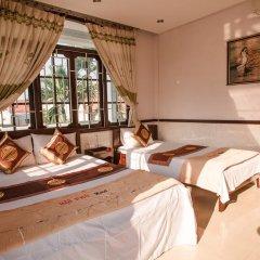 Отель Hoi Pho Стандартный номер с различными типами кроватей фото 4