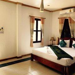 Отель Villa Oasis Luang Prabang 3* Стандартный номер с двуспальной кроватью фото 2