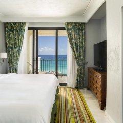 Отель Marriott Cancun Resort 4* Люкс с различными типами кроватей фото 2