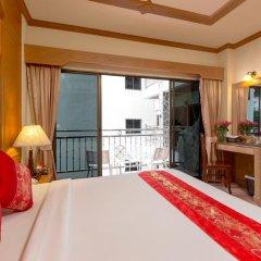 Отель Chang Residence 3* Стандартный номер с двуспальной кроватью фото 2