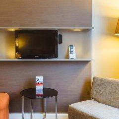 Гостиница Holiday Inn Moscow Tagansky (бывший Симоновский) 4* Стандартный номер с различными типами кроватей фото 7