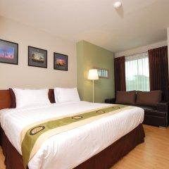 Отель Bangkok Loft Inn 4* Улучшенный номер фото 5