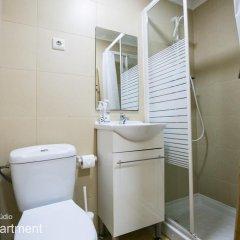 Отель Akicity Martim Moniz Португалия, Лиссабон - отзывы, цены и фото номеров - забронировать отель Akicity Martim Moniz онлайн ванная