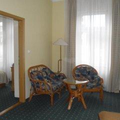 Wellness Hotel Jean De Carro 4* Люкс с различными типами кроватей фото 6